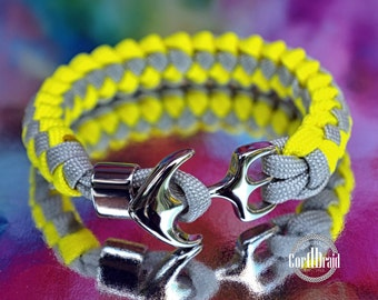 Men's bracelet-Jewelry for women-Maritime bracelet-maritime-bracelet with anchor-Beach bracelet-Anchor jewelry-Bracelet for male