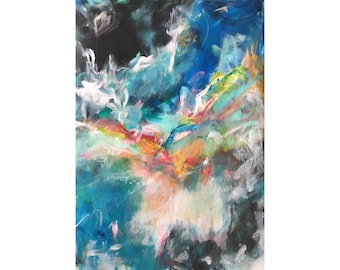 Dreamy Abstract Painting