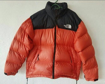 690b72fb3731 The North Face Nuptse Goose Down Puffer Jacket