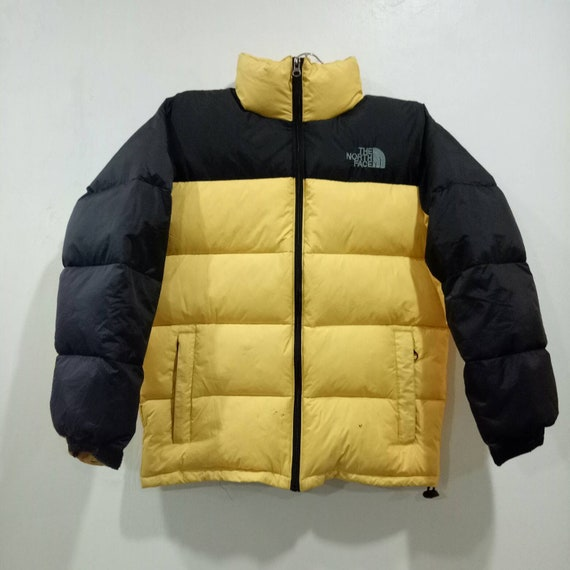 427251fa9 The North Face Nuptse 700 Goose Down Puffer Jacket With Rare Colour And  Hidden Hoodie