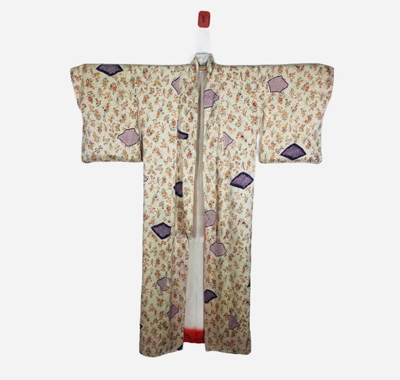 Casual Japanese Yukata Kimono , Long Cardigan , Co