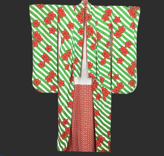 Exclusive Japanese Kimono , Long Kimono