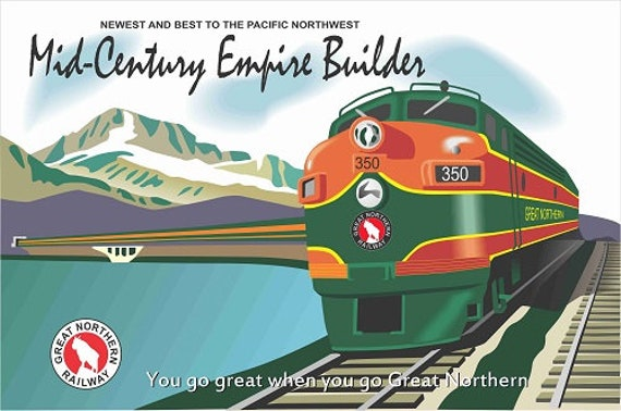 170 Play Cards Only Railroad Empire Builder Replacement Cards North America