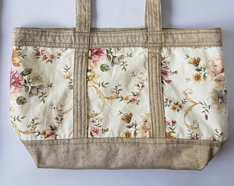 Tote Bag - Upcycled Material