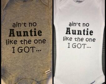 Auntie Onesie