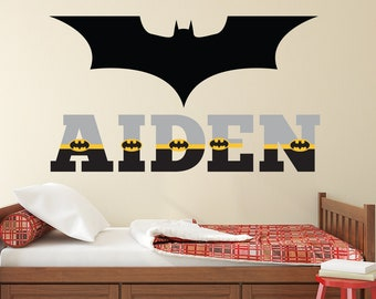 Customise Nursery Room Baby Boy Logo Mural Sticker Vinyl Decal Decor