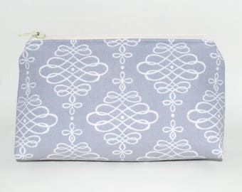 Small Flat Bottom Zipper Pouch