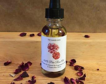 100% Pure Rose Oil (Night Serum)