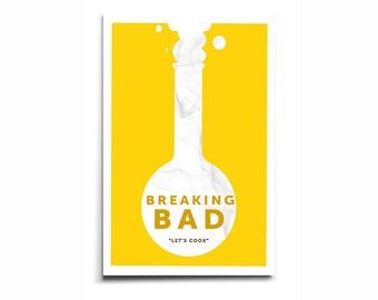 Breaking Bad Beaker - Breaking Bad Series