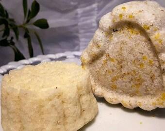 Camomile Salt Cake