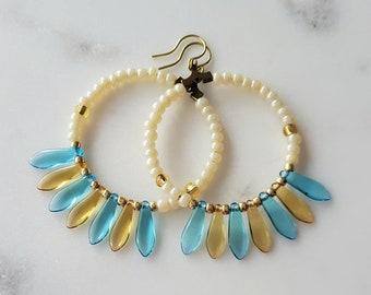 "Solazur earrings ""Margarita"""