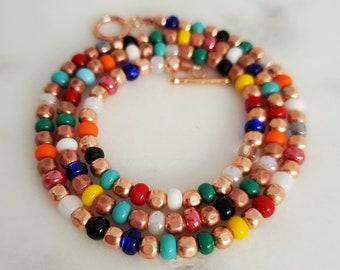 """Solazur necklace """"Klimt"""""""