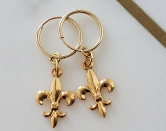"Solazur ""Delis"" earrings"