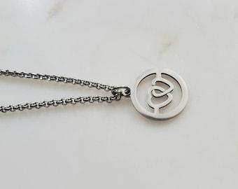 "Solazur ""TwoHearts"" necklace"