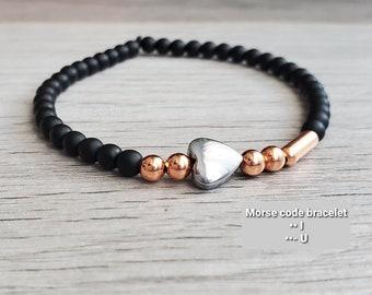 "Solazur bracelet ""I love U"""