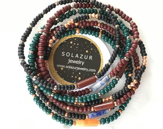 Modern minimalist designs bracelets (sold as each)