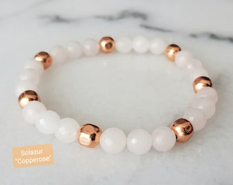 "Solazur bracelet  ""Copperose"""