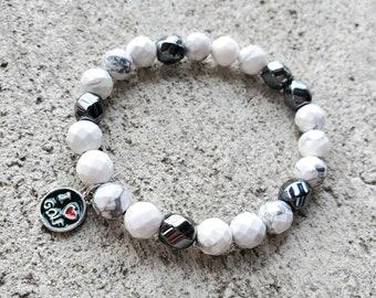 "Solazur ""Golf"" bracelet"