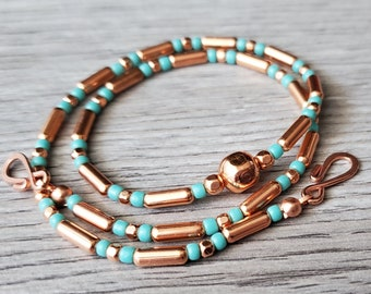 "Solazur necklace ""Oceania"""