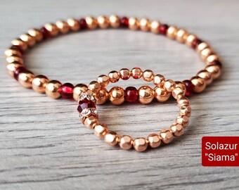 "Solazur bracelet set ""Siama"""