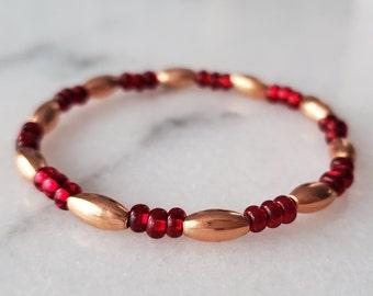 "Solazur bracelet ""Lagora"" and ""Rubis"""