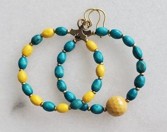"Solazur earrings ""Carriba"""