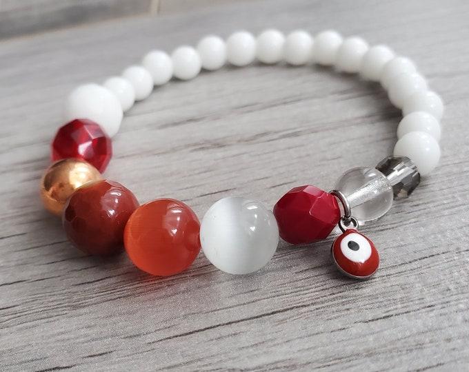 "Solazur bracelet ""Fire"""