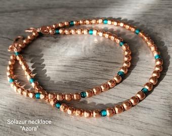 """Solazur necklace """"Azora"""""""