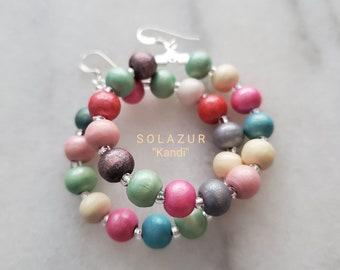 "Solazur earrings ""Kandi"""