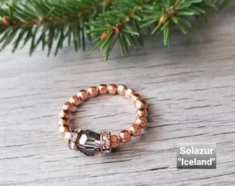 """Solazur ring """"Iceland"""""""