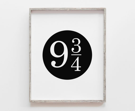picture relating to Platform 9 3 4 Sign Printable known as System 9 3/4 Printable, Harry Potter 9 3 4 Print, Harry Potter Prepare Print, System Variety Indication, Hogwarts Convey Print,Harry Potter Reward
