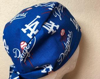 2b93964e3 La dodgers scrub hat | Etsy