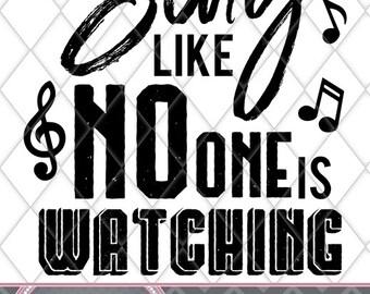 Karaoke quotes | Etsy