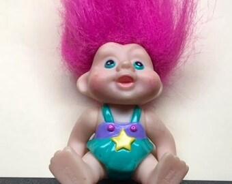 Magic Troll Baby