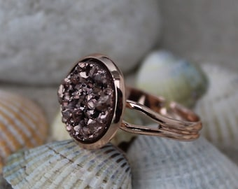 Ring-ice Crystals rosé