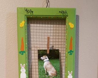Easter Picture Board