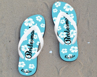 6e2b865f8b35fe Flip flops for bridesmaid