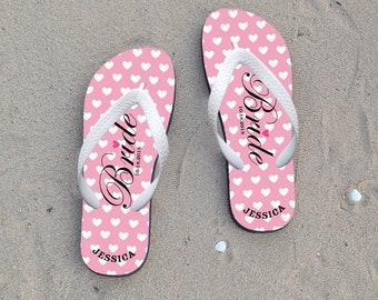 3f288d42683138 Personalized flip flops
