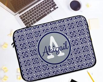 Personalized Laptop Sleeve, Custom Macbook Sleeve, Custom Laptop Sleeve , Design Your Own, Monogram Laptop Sleeve
