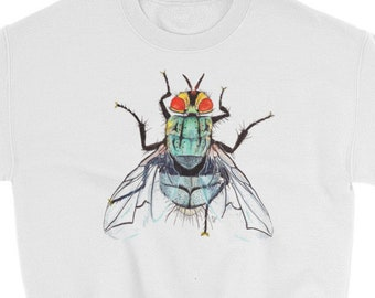 Pretty Fly Sweatshirt - Da' Dip - Message on Back