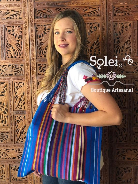 Rallado Mexicano Tradicional5 Mayo Fiesta de Morral en MexicanaMorral CinturaBolsa MexicanoMorral Telar de ColoridoBordado lF1J3uc5KT