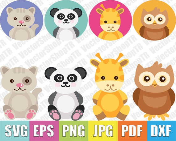 clipart t-shirt Owl bundle svg eps pdf png dxf jpg