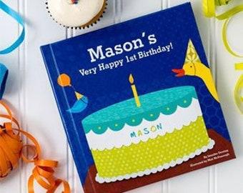 First Birthday Gift Boy Etsy