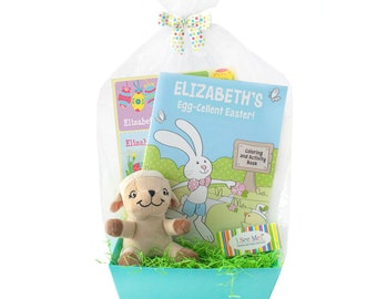 Premade Easter Baskets Etsy