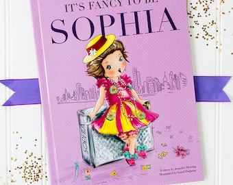 Birthday Gift for Girl | Personalized Book | BK520