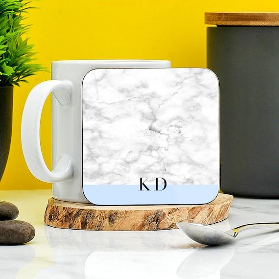 Custom Marble Coaster