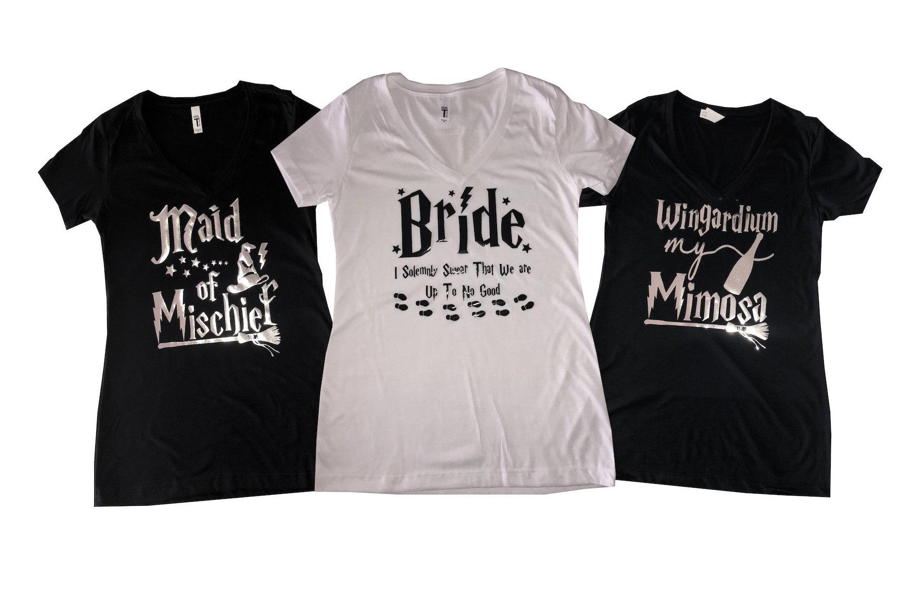 21b94a3b140a Bachelorette Party Shirts Bridal Shower Gift Birthday funny