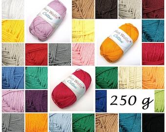 250 g Cottani (46,00EUR/kg) of plus wool cotton Babywolle