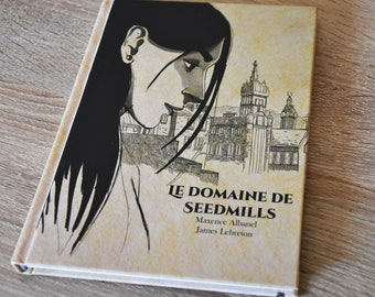 Role-playing game The Domaine de Seedmills paper book - soundtrack (1st edition)