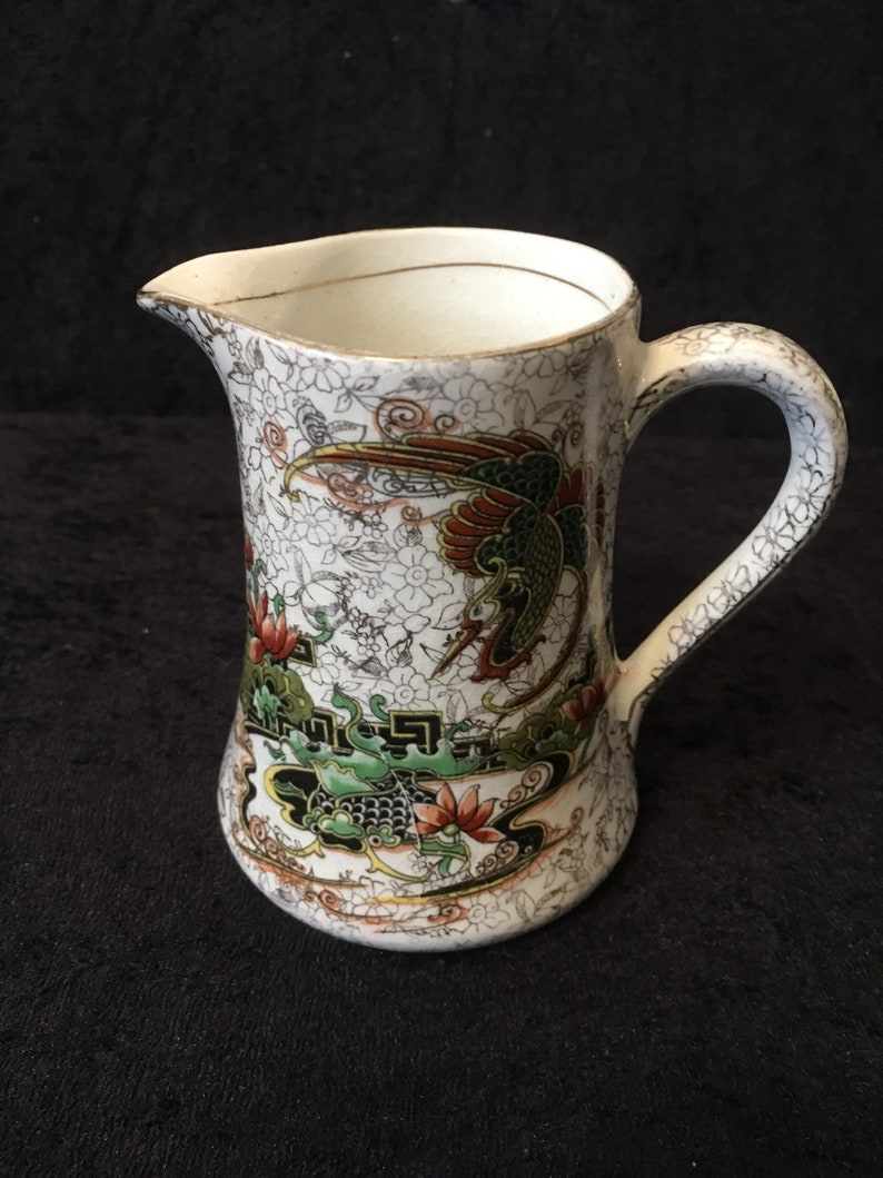 Thomas Forester and Sons (TF&S) Phoenix Ware Milk/Cream jug